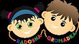 Logo żłobka i przedszkola Radosna Gromadka